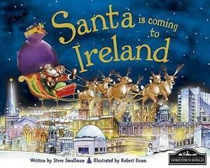 Santa is Coming to Ireland by Steve Smallman (Hardback, 2012)
