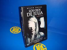 Pelicula en DVD - LOS OJOS DE JULIA- descatalogada buen estado