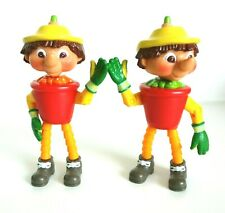 McDonalds Happy Meal Toy BBC Bill And Ben Classic TV Show Figures - Rare