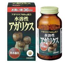 Orihiro water-soluble Agaricus 108g 432 tablets japan
