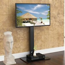 "TV Stands with Swivel Mount Component Shelves For Flat Screen 32-50"" Samsung TVs"