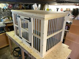 indoor dog kennel Please eBay Message Before Purchase. thank you