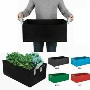 UK NEW Reusable Large Grow Bag Planter Tomato Sack Spuds Vegetable Garden Bags