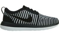 WOMENS NIKE ROSHE TWO FLYKNIT CASUAL SNEAKERS SHOES 844929-001