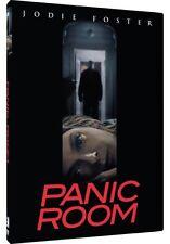 Brand New DVD Panic Room 2002 Jodie Foster Kristen Stewart Jared Leto Superbit