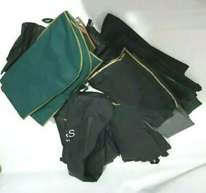 24 Suit Garment covers Joblot Assorted styles & colours  pre owned