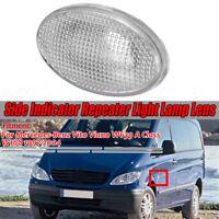 Seitenblinker Blinker Weiß für Mercedes Vito Viano W639 W168 1997-04 A6398200021