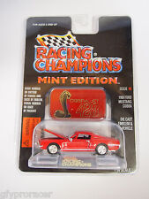 1968 FORD MUSTANG COBRA RACING CHAMPIONS MINT 1997 ISSUE 5