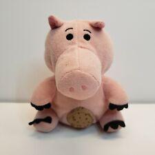 "Toy Story Ham Piggy bank Plush Stuffed Animal Toy 6"" Star Bean"