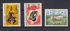 Br. New Hebrides Scott 227a-229a Mint NH (Catalog Value )