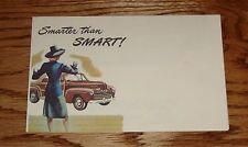 1946 - 1948 ? Ford Sportsman Smart Sales Brochure 46 47 48