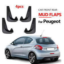 Mud Flaps For Peugeot Mudguards Splash Guards 107 207 206 306 307 308 406 Boxer