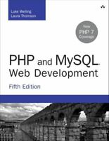 PHP and MySQL Web Development NEW Welling Luke