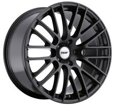 20x8.5 TSW Max 5x112 Rims +32 Matte Black Wheels (Set of 4)