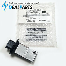 Genuine Nissan Mass Air Flow Meter Sensor 22680-7S00A, for Nissan Infiniti