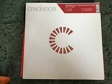 """7th District Inc. Featuring Janine Cross - What A Night (Credence 12"""")  G+ cond."""