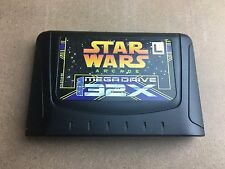 Star Wars Arcade - SEGA Mega Drive 32X (TESTED/WORKING) UK PAL