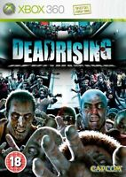 Dead Rising - DISC ONLY (Xbox 360 Game) *GOOD CONDITION*