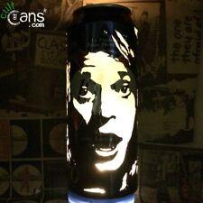 David Lee Roth Beer Can Lantern! Van Halen Pop Art Glam Portrait Unique Gift