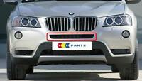 BMW X3 SERIES 10-14 NEW GENUINE FRONT BUMPER UPPER CENTRE GRILL 7210466