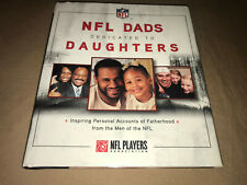 NFL Dads Dedicated to Daughters Inspiring Personal Accounts Fatherhood HC Book