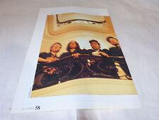 R.E.M - Mini poster couleurs !!!