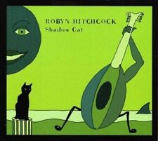 ROBYN HITCHCOCK SHADOW CAT CD NEW SEALED FREE UK FAST POST SOFT BOYS