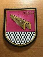 SPAIN PATCH POLICE POLICIA U.E.S.  - ORIGINAL!