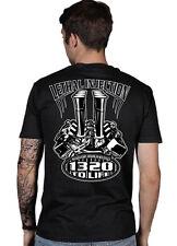 1320 To Life-Drag Racing LG shirt- Lethal Injection 426 Hemi