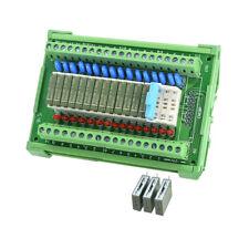 16 channel Pa1a relay module 24V 5A Module output amplifier board NPN Module