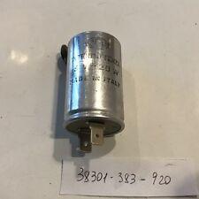 Relè frecce  6V-20W ; RELEY ASSY-WINKLER ; Honda CB125 NOS: 38301-383-920