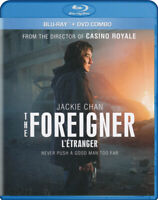 The Foreigner (Jackie Chan) (Blu-ray + DVD Com New Blu