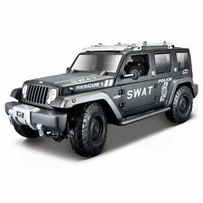 Jeep Rescue Concept SWAT Police Maisto 1 18