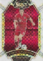 2016-17 Panini Select Soccer Field Level White Parallel /99 (#201 - #300)