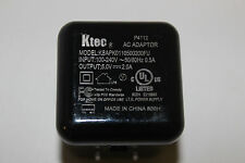 Genuine NABI 2 AC Power Adapter 5V Ktec KSAPK0110500200FU - No Cable