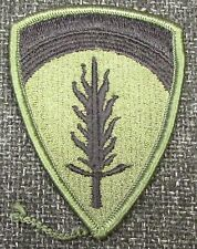 Old USA / UK Military Uniform Unidentified Patch Badge - a