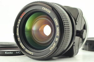 [Top MINT] Canon TS 35mm F/2.8 S.S.C. SSC Tilt Shift MF Lens FD Mount From JAPAN