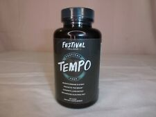 Festival Wellness Tempo -- Party, Rave, Festival Prep Immune Boost - Exp 5/22