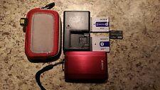 Sony Cyber-shot DSC-T300 10.1 MP Digital Camera - Black