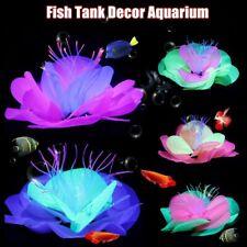 Aquarium Coral Fish Tank Decor Sea Anemone Decoration Ornament Tank Ornament