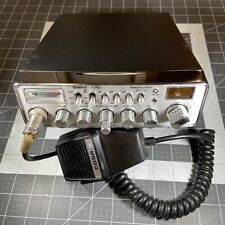 Uniden PC78XL Bearcat 40-Channel CB Radio with Microphone Untested