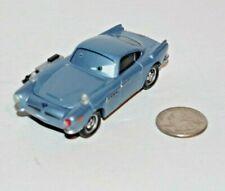 Disney Pixar Cars 2 Finn McMissile with Weapon Diecast 1:55 Scale EUC Gun Spy