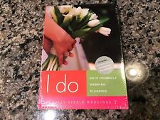 I Do Do It Yourself Wedding Planning New Sealed DVD!