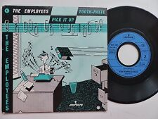 THE EMPLOYEES Pick it up Tooth paste 6021 269 FRANCE   Discotheque RTL