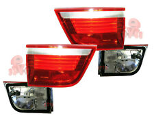 BMW X5  E 70 2007 - 2010 GENUINE INNER TAILLIGHT REAR LAMP LEFT and RIGHT  NEW