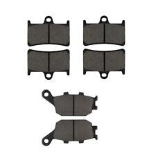 FA252 Brake Pads Kit For Yamaha YZF R1 FZ1 Fazer FZS1000 YZF R6 R6S 600 FZ6 FZ8