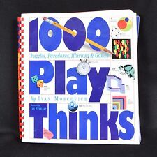1000 Play Thinks Puzzles, Paradoxes,Illusions