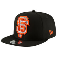 NEW ERA MLB SF San Francisco Giants 9FIFTY Snapback Hat Cap Baseball Adjustable