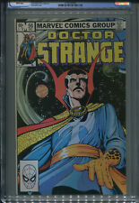 DOCTOR STRANGE # 56  CGC 9.8  White Pages   FREE SHIPPING