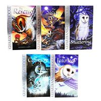 Guardians Of Ga'Hoole Series 5 Books Young Adult Pack Paperback By Kathryn Lasky